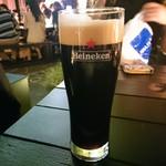 55424717 - グラスはハイネケンですが、キリン一番搾りスタウト