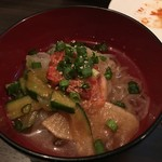 SATOブリアン - ミニ冷麺2016.8