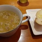 ツバサ食堂 - スープとバケット。