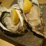 炭焼バル SACHI - 生牡蠣