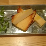 炭焼バル SACHI - 薫製チーズ