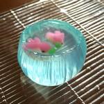 幸楽屋 - 金魚鉢
