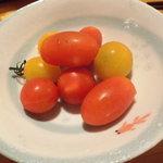 茶猫食堂 - オーガニックプチトマト