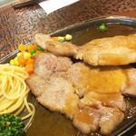プチレストラン ぱーとな - ポークソテー・セット