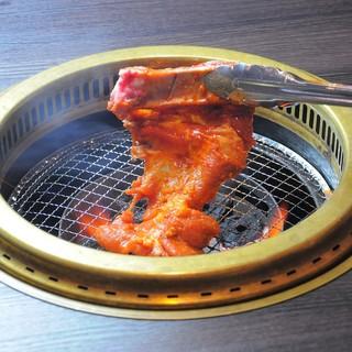【イチオシ】炭火デジ(豚)カルビ&一品料理食べ放題コース