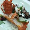 ホテルアレグリアガーデンズ天草 - 料理写真:伊勢海老コースですからね