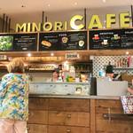 みのりカフェ - お店のレジ