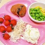 スイーツパラダイス - サラダ