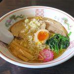橙ヤ - 料理写真:中華そば塩(750円)