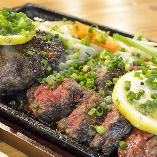 旨味がギュッと詰まった熟成肉!!
