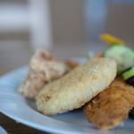 エコトコファーマーズカフェ - 馬鈴薯(いも)コロッケ