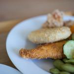 エコトコファーマーズカフェ - 炸魚(うをのあげもの)