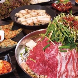 【人気】名物うさとら鍋&一品料理コース全10品2,500円