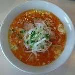 大木 - 酸辣湯麺