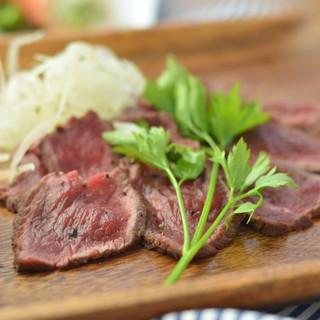 夜久野の鹿肉料理「丹波もみじ」