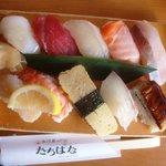 5545670 - ランチ寿司一人前