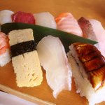 5545671 - ランチ寿司一人前
