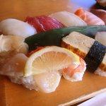5545672 - ランチ寿司一人前