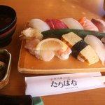 5545673 - ランチ寿司一人前