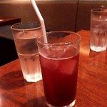 北の味紀行と地酒 北海道 - ハスカップソーダ(2016.8)