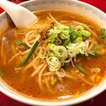 青葉飯店 - 台湾拉麺(850円)