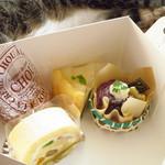 ジュエル - 料理写真:ケーキたち