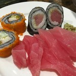 55453748 - 日本料理もあり大満足!