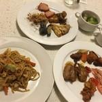 55453813 - 和洋折衷の料理