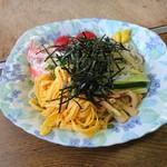 たこつぼ - 冷麺(550円) 2016年8月