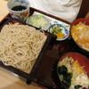 Sobadokorotsukasa - 料理写真:カツ丼セット。