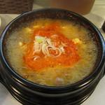 韓食 班家 - 純豆腐チゲ