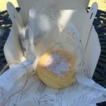 カフェバリエ - 料理写真:カマンベールチーズケーキ