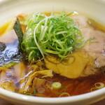 ラーメン巌哲 - 肉醤油