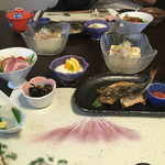 しぶごえ - 料理写真:2016/08 朝食: