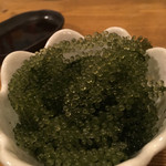 natsutoumitotaiyoutonamioto - 海ぶどう