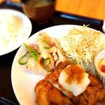 キッチンヒマラヤ - 本日のランチ