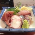 すし処 いけ田 - 料理写真:おまかせの新鮮なエッジのきいたお刺身