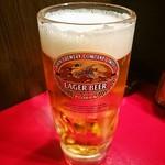 やまとや - 生ビール