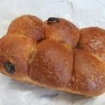 55467958 - はちみつぶどうパン