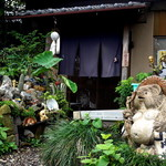 一升や - お店の入口 2016.08.28