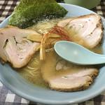 えん家 - 料理写真:チャーシュー麺葱抜き