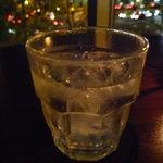 The BAR - ☆お水グラスはこんな感じです(^v^)☆