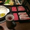天然温泉 延羽の湯  - 料理写真:しゃぶしゃぶ食べ放題