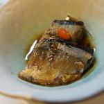 北貝料理 なむら別邸 - さんま煮物