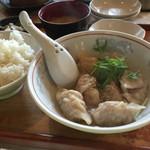 55472105 - 水餃子定食