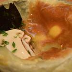 料理 吉祥寺 わるつ - 松茸と鱧のパイ包み