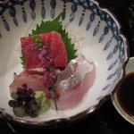 天ぷら割烹 うさぎ - お造り