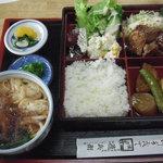 徳兵衛 - 徳兵衛 焼肉定食 950円