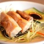 中国酒家 菜都 - よだれ鶏