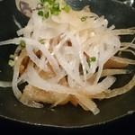 らん菜 - 料理写真:とり皮揚げ 490円 ポン酢が絶妙
